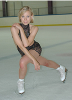 6.06 Oksana performed in Moscow in the summer of 2006.