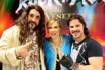 Empress of Ice Oksana Baiul attends Rock Of Ages Las Vegas